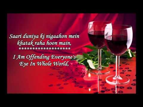 Tu Aaina Hai Mera   Mohammad Irfan   Lucknowi Ishq 2015   With Translation720P