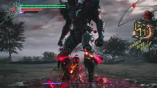 Devil May Cry 5 - Dante vs DMD Urizen No damage - DMC5