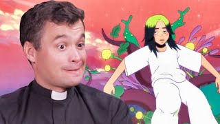 "British Priest Reacts to ""my future"" (BILLIE EILISH)"