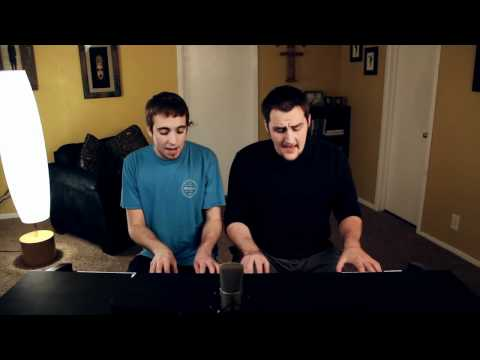 Never Gonna Leave this Bed - Maroon 5 - Cover by Michael Henry & Justin Robinett