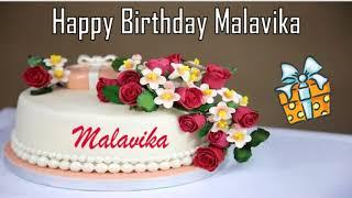 Happy Birthday Malavika Image Wishes✔