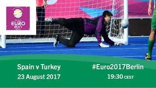 Spain vs turkey | ibsa blind football european championships