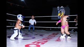 Microman y el Guapito vs Mije y el Perico Zacarías en MGT