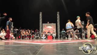 PREDATORZ vs MOROCCO TEAM (MEAUX BATTLE 2014) WWW.BBOYWORLD.COM