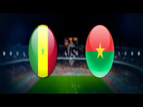 2018 World Cup Qualification Senegal vs Burkina Faso Live