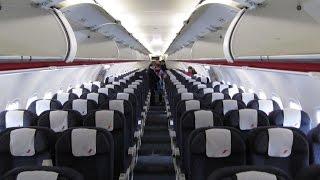 AIR FRANCE A321 ECONOMY CLASS AF 7625