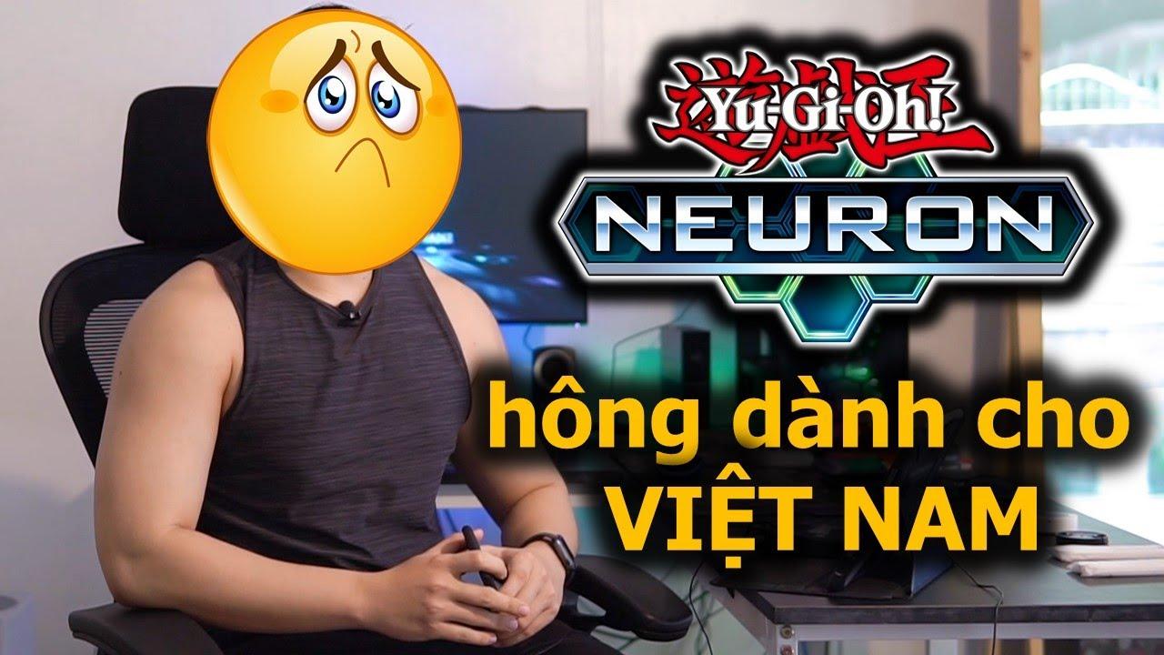 Món quà tuyệt vời này Konami KHÔNG dành cho người chơi Yugioh tại Việt Nam | Yu-Gi-Oh! NEURON | M2DA