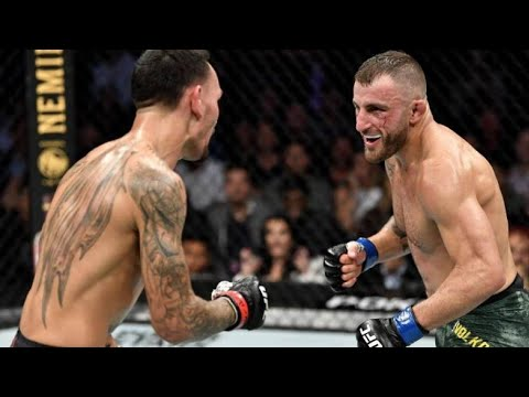 Max Holloway loses featherweight title fight against Alexander ...
