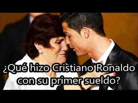 ¿Qué hizo Cristiano Ronaldo con su...