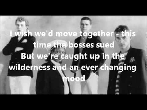 Style Council - Ever Changing Moods - with lyrics