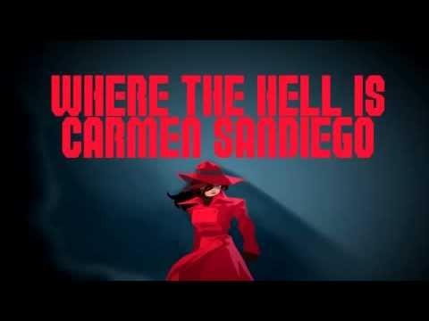 Carmen sandiego where the fuck