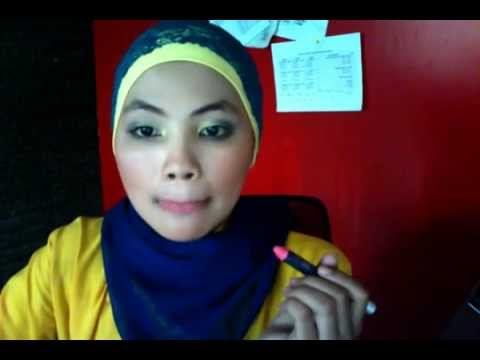 make up,tutorial hijab,sing song someone like you by viera