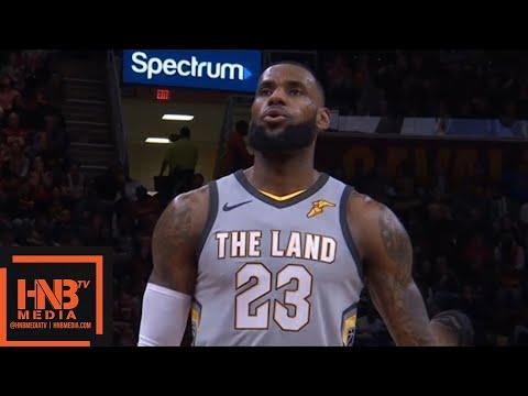 Cleveland Cavaliers vs Houston Rockets 1st Qtr Highlights / Feb 3 / 2017-18 NBA Season