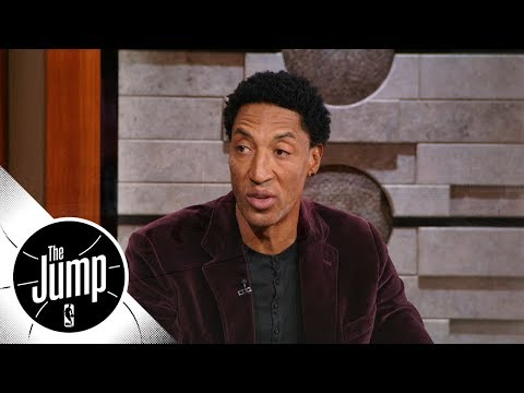 Scottie Pippen on Raptors: They're a fun team to watch now | The Jump | ESPN