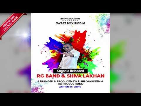 Shiva Lakhan - Sugania Reloaded [Sweatbox Riddim] (2019 Chutney Soca)