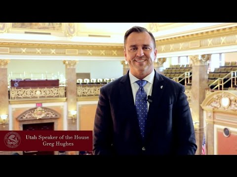 Speaker Greg Hughes Welcome to the House Website
