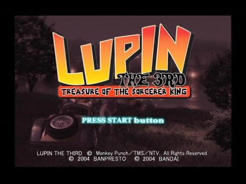 Lupin the 3rd: Treasure of the Sorcerer King Speedrun [1:33:38.72] (Former WR)