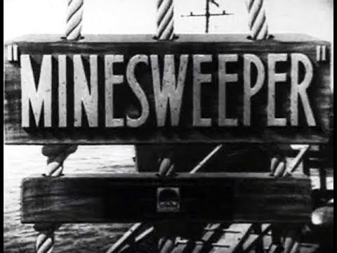 Action Adventure Comedy Movie - Minesweeper (1943)