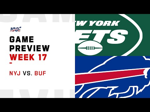 New York Jets Vs Buffalo Bills Week 17 NFL Game Preview
