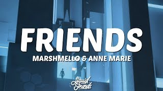 Marshmello & Anne Marie - Friends (Oblivious Sound Remix)