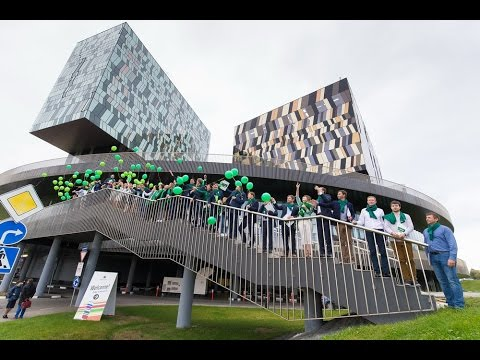 Happy 10th Anniversary of Moscow School of Management SKOLKOVO