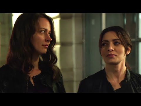 The Evolution of Shoot - Person Of Interest [+4x10] - Root and Shaw