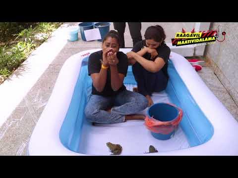 """Raagavil Maatividalama?"" : Gheetha's Facebook LIVE Challenge Recap Video"