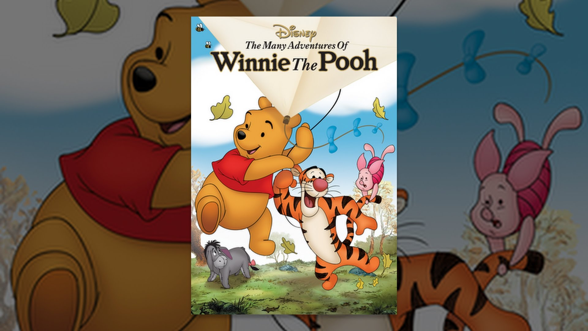 The Many Adventures Of Winnie The Pooh - YouTube