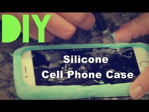 separation shoes af78f 4be0f DIY Silicone Cell Phone Case