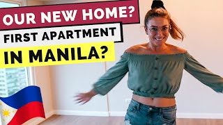 MOVING to MANILA - Is this our new apartment in the Philippines?