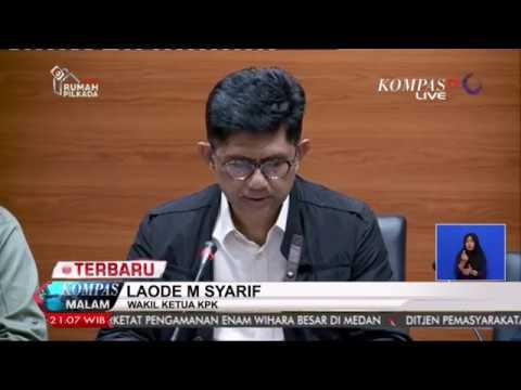 (FULL) Konferensi Pers KPK Soal OTT di Lampung Tengah