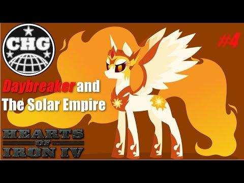 HOI4: Equestria at War - Solar Empire #4 - The Sun Moves West