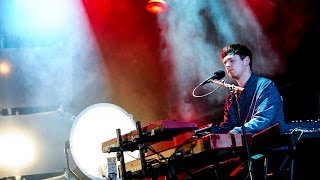 James Blake Retrograde at Glastonbury 2014