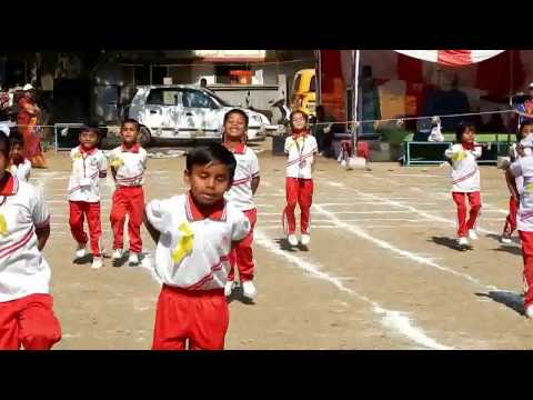 LORD'S ANNUAL SPORTS MEET BHOPAL  VIDEO 2017 1