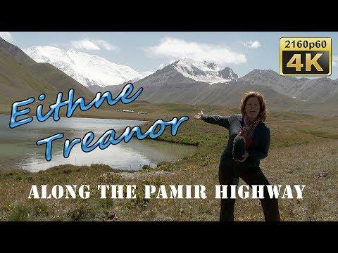 Eithne Treanor at Lenin Peak - Kyrgyzstan 4K Travel Channel