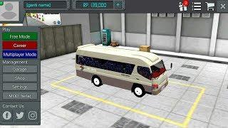 Bus Simulator Indonesia mod v2 9 2 (hrv honda car mod) - technical