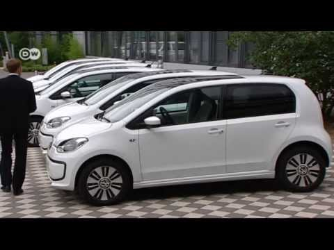 Volkswagen goes electric: The e-Up | Made in Germany