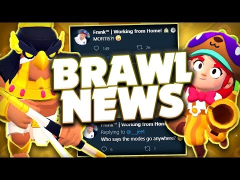 BRAWL NEWS! - New Skins Horus Bo & Tanuki Jessie Release Date, Special Event Game Modes Staying?!