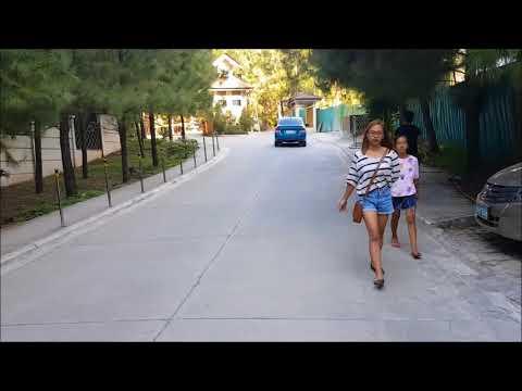 "DAVAO CITY TAXI RIDE down ""Malls Row"" 4 Malls 1 street...JP Laurel Ave.. (PH Vlog 028)"