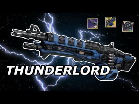 THUNDERLORD SHREDS! - PvP Commentary   Destiny 2