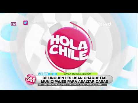 Hola Chile Programa Completo Lunes 22 de Enero 2018