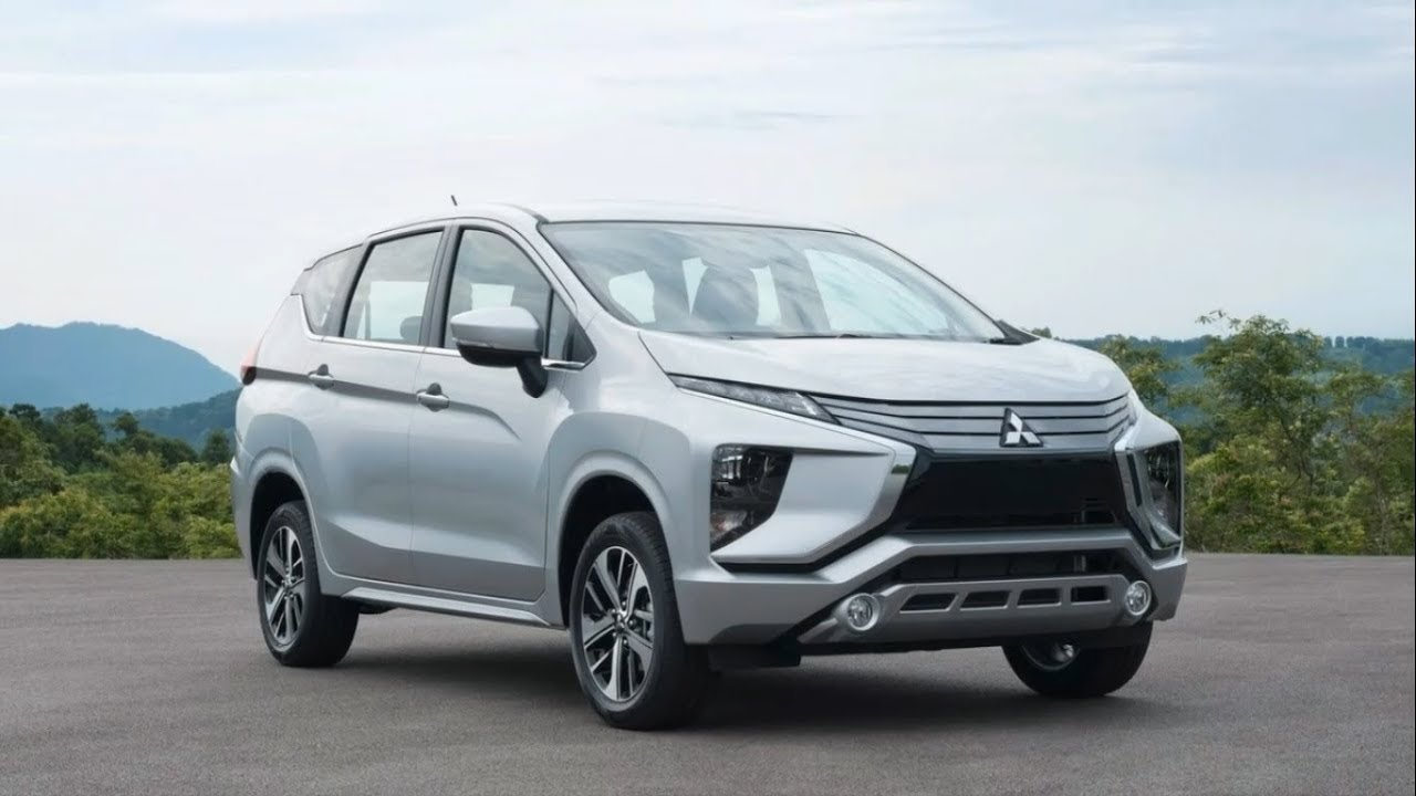 New Mpv 2018 Mitsubishi Xpander Interior Exterior Review Youtube