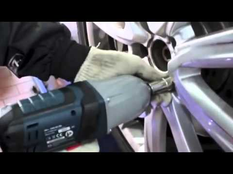 Видео обзор: Гайковерт BOSCH GDS 30