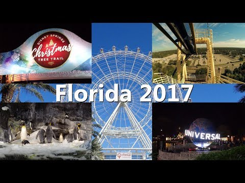 Orlando Florida Holiday 2017