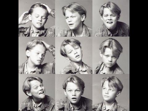 Hat Leonardo Dicaprio Kinder
