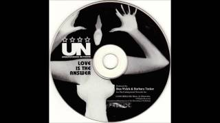 (1999) Underground Network feat  P. Salandy - Love Is The Answer [Barbara Tucker Reminisce 1 RMX]