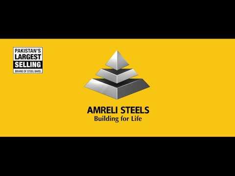 Amreli Steels Corporate Campaign 2018 - 10 Sec