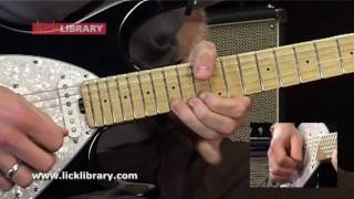 Have A Cigar - Guitar Solo Performance - Pink Floyd Guitar Lessons With Jamie Humphries Licklibrary