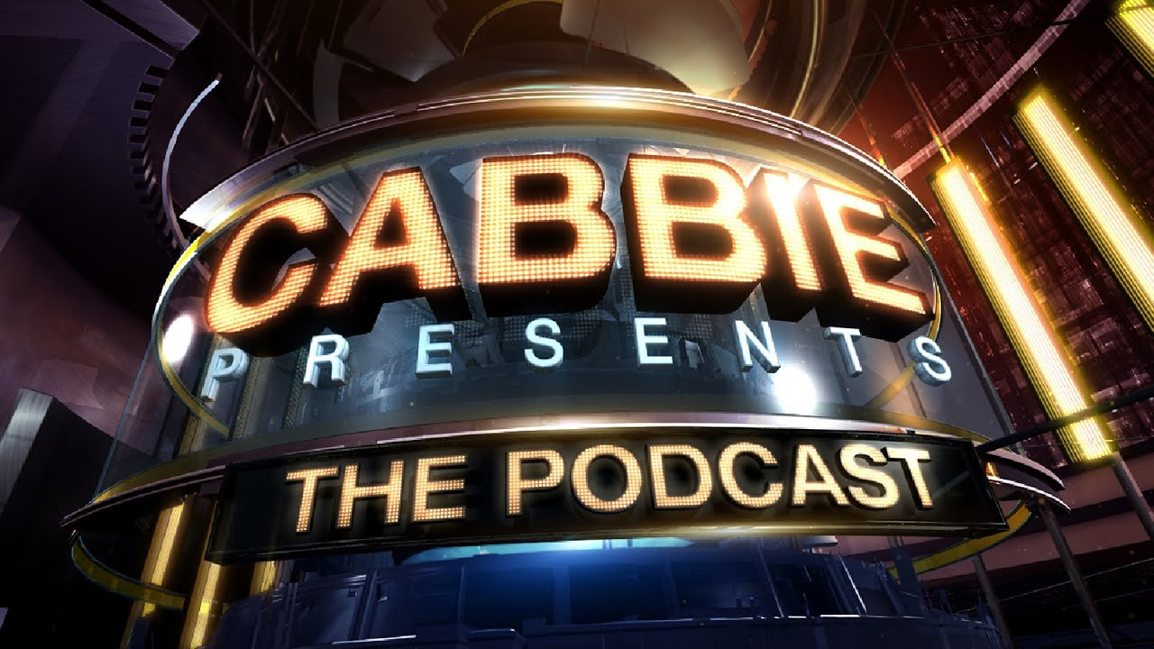 Cabbie Presents: The Podcast - Chef Rob Rainford