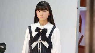 キプリスモルホォ花咲結愛 TopYell 撮影風景17.11.12